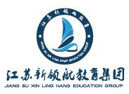 江苏新领航教育集团LOGO