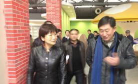 我校参加南京科技馆动漫体验馆开馆筹备会议