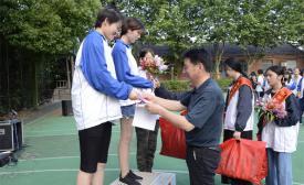 南京化工技师学院第30届春季田径运动会圆满结束